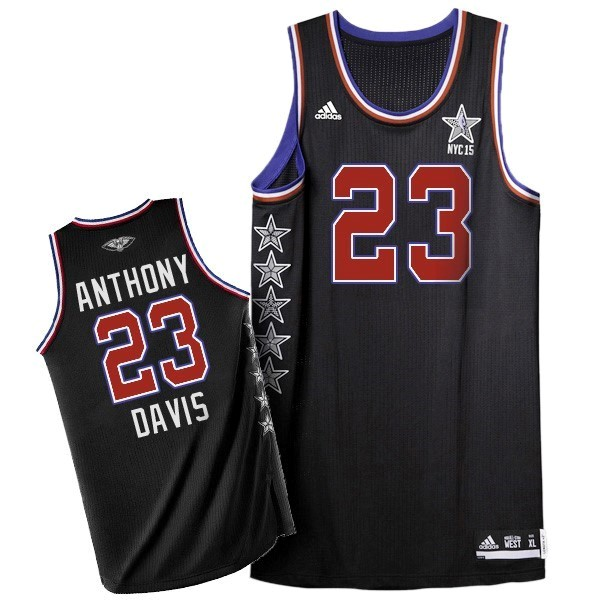 NBA All Star Jerseys 2015 Baron Davis 23 Black