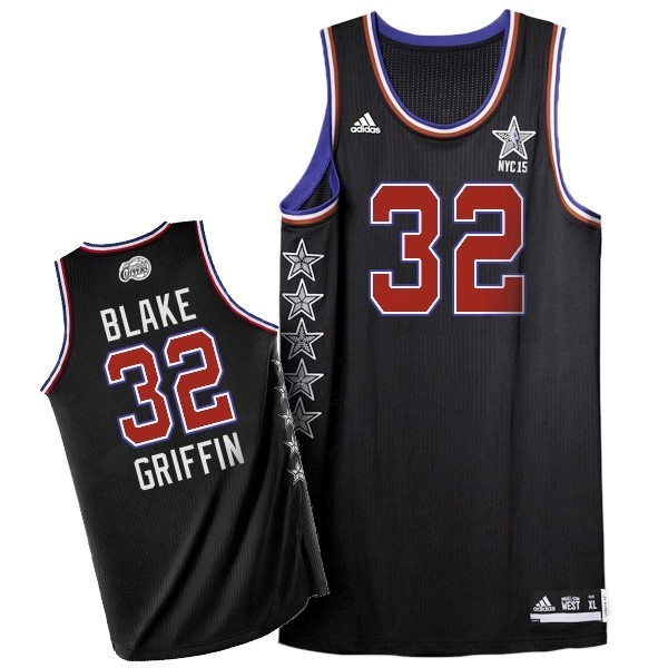 NBA All Star Jerseys 2015 Blake Griffin 32 Black