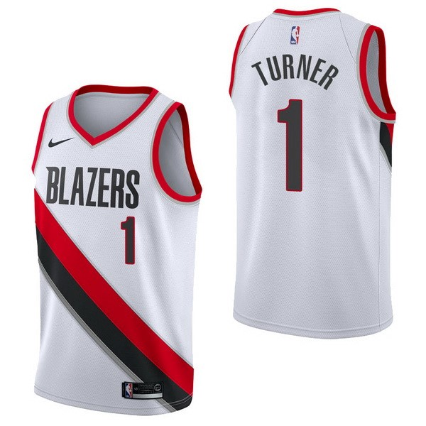 NBA Jerseys Evan Turner 1 White