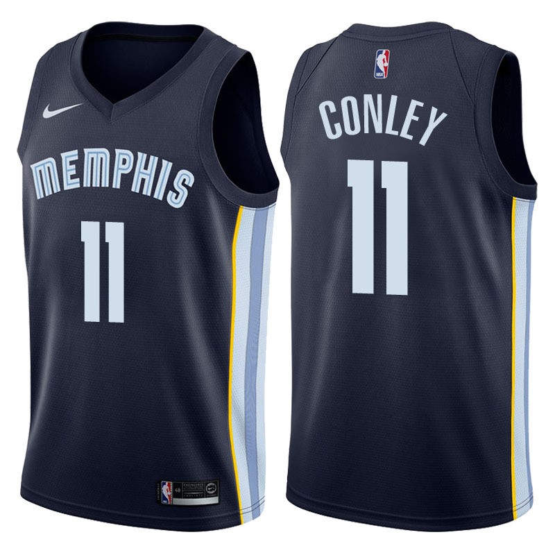 NBA Jerseys Mike Conley 11 Marino Icon