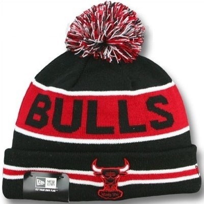 Knit Hats Chicago Bulls 2017 Black 9
