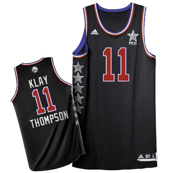 NBA All Star Jerseys 2015 Klay Thompson 11 Black
