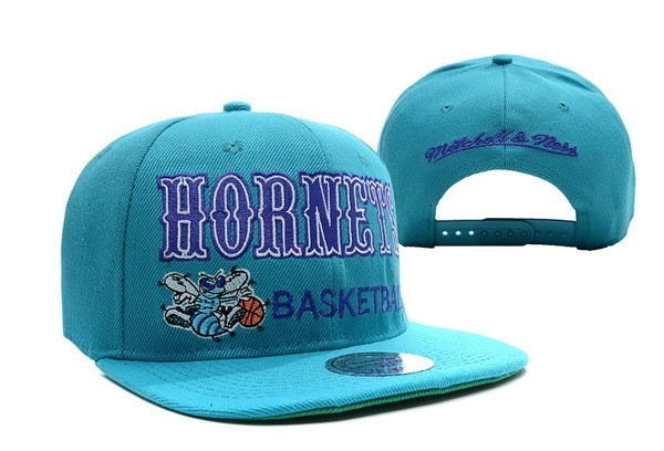 NBA Hats Charlotte Hornets 2018 Blue