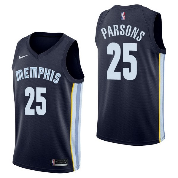 NBA Jerseys Chandler Parsons 25 Marino Icon