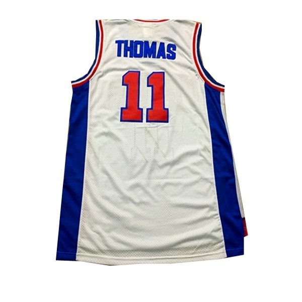 NBA Jerseys Isiah Thomas 11 White