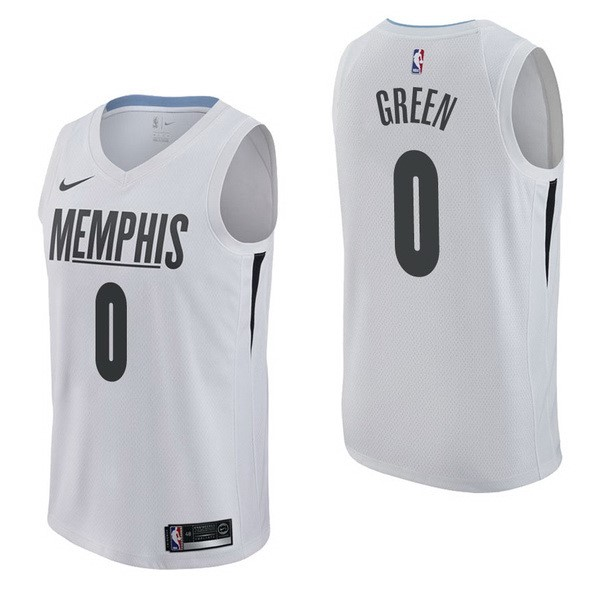 NBA Jerseys JaMychal Green 0 Nike White