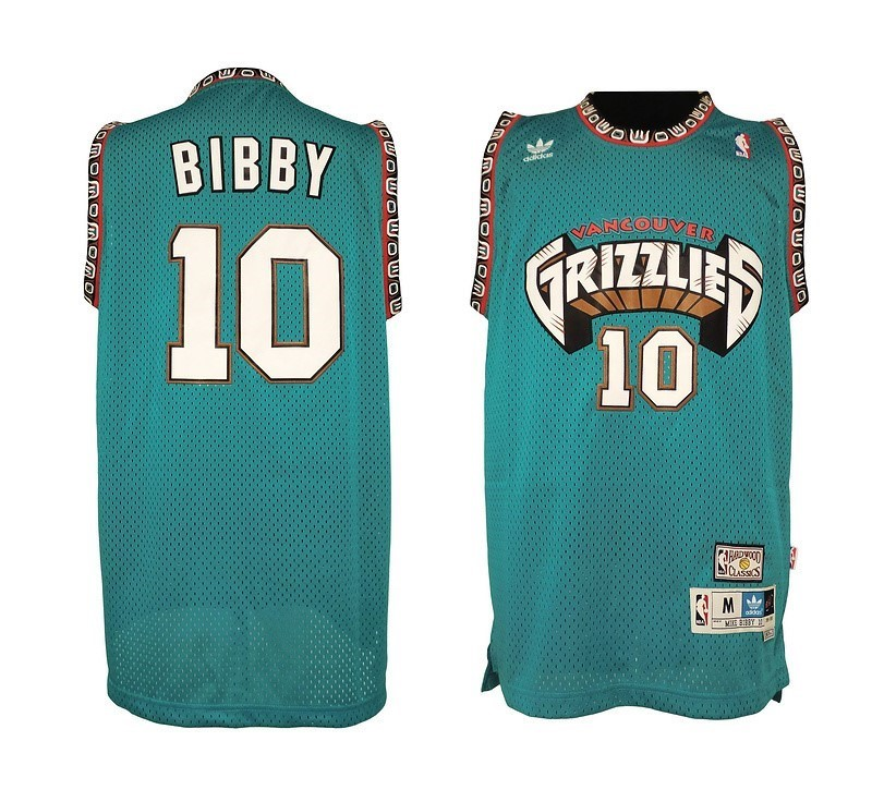 NBA Jerseys Mike Bibby 10 Green